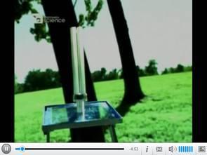Floresan Lambanın Üretimi Video