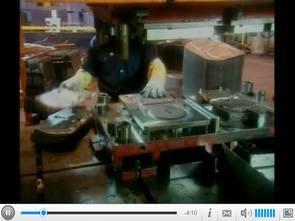 Çamaşır Kurutma Makinelerinin Üretimi Video