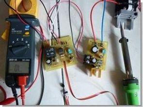 LM35 ile hassas ayarlanabilir otomatik sıcaklık kontrol