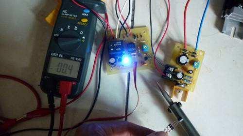lm35 lm358 tl431 termostat role kontrol