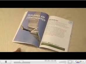 Basit Maket Uçak Yapımı Video