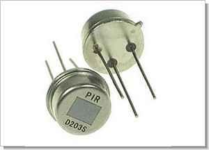 PIR (Passive Infrared sensor) algılayıcı sensörler