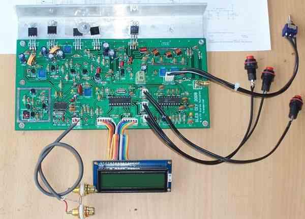 stereo multiplex pll fm saa1057 bh1417