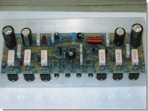250 Watt Mosfet Amfi Devresi 2SK1058 2SJ162
