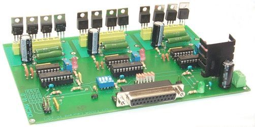 3-axis-pc-parallel-port-stepper-motor-control-board