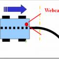 Kameralı çizgi izleyen robot (webcam 16f877 cpp picc)