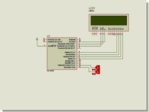 Lcd bar uygulamaları pic mikro hitech c proton basic