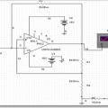 LM741 Op amp ile 1Hz Astable Multivibratör