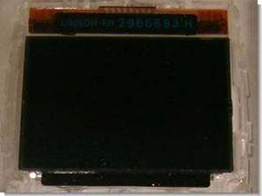 Nokia 3510i lcd (S1D15G14) arayüz hitech pic16f628