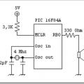 PIC16F84A ile basit bir melodi uygulaması (assembly)