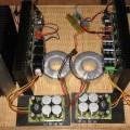 110W RMS Sine MOSFET Amplifier Circuit IRFp240 IRFP9240 power rms 110w sinus mosfetli anfi devresi irfp240 irfp9240 5 120x120