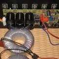 110W RMS Sine MOSFET Amplifier Circuit IRFp240 IRFP9240 rms 110w sinus mosfetli amfi devresi irfp240 irfp9240 amplifier circuit  120x120