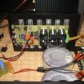 110W RMS Sine MOSFET Amplifier Circuit IRFp240 IRFP9240 rms 110w sinus mosfetli anfi devresi irfp240 irfp9240 6 120x120