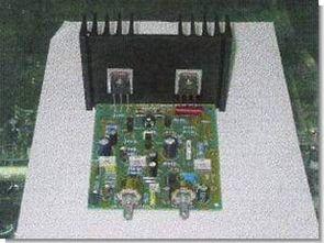 Rms 100 Watt Sub Bass Amfi Devresi
