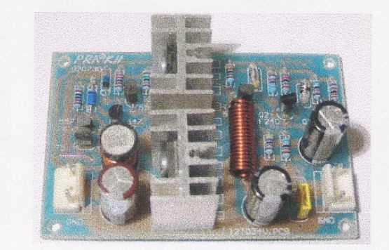 12V to 24V DC DC Converter Circuit 12v 24v dcdc convertor circuit schema