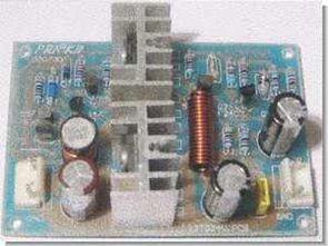 12Volt 24Volt dc dc konvertör devresi buz11
