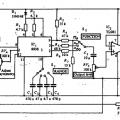 ICL8038 sweep fonksiyon jeneratörü projesi
