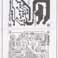 12V to 24V DC DC Converter Circuit pcb 12volt 24volt dc dc konvertor devresi buz11 120x120