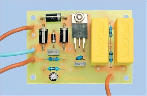Switched CDI Module sg3525 400V scr tristor bt151 cdi elektronik atesleme