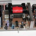 2X60 Volt smps devresi sg3525 etd44 ir2110