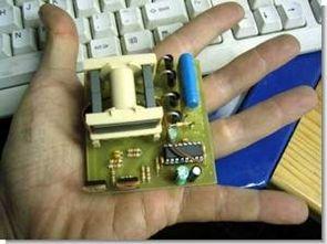 Anahtarlamalı CDI ateşleme modülü uc3525 400 volt