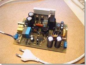 250W 2X35 Volt smps devresi atx psu modifiye