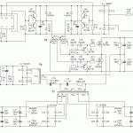 Switching Power Supply 250W ATX Modified SMPS 250watt smps devre semasi tl494 150x150