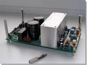 LM4780 hoparlör korumalı gainclone anfi devresi