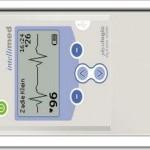 MSP430F1232 lcd-gostergeli-ECG-kayit