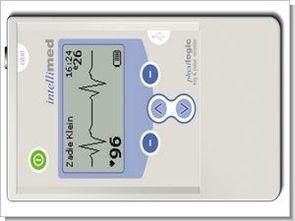 MSP430F1232 lcd göstergeli taşınabilir ECG kayıt
