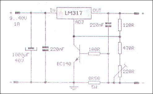 lm317 - База схем.