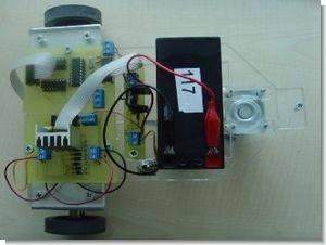 Çizgi izleyen robot yapımı tanımı çalışma prensibi