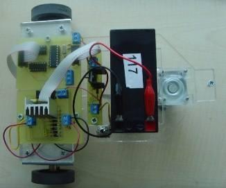cizgi izleyen robot mekanik 3