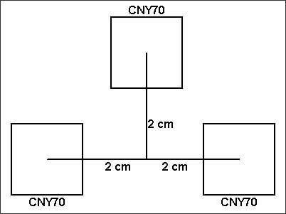 cny70 siyah veya beyaz