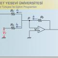 Temel elektrik elektronik dersleri 1-2