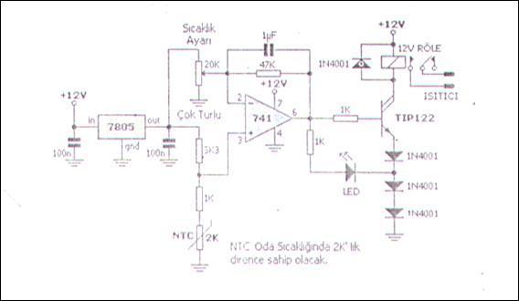 lm741-opamp-sicaklik-regulator-devresi