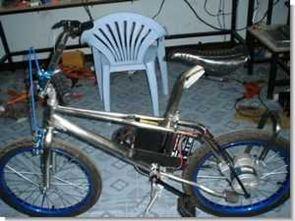 Motorlu bisiklet için motor sürücü devresi tl494 pwm