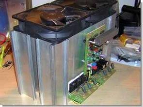 150 watt güç amplifikatörü mj21193 mj21194