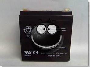 6 volt 4 amper çakma ışıldak aküsü