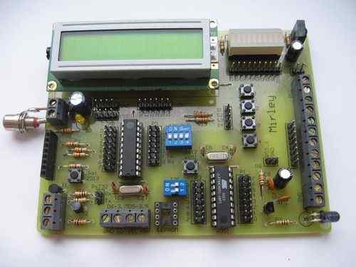 atmel-Test-CPU-AT89Cx051-plaka-ATTINY2313