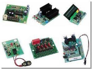 Çeşitli elektronik devre şemaları anfi alarm led vb.
