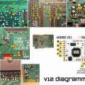 Playstation nintendo xbox çip değiştirme şemaları