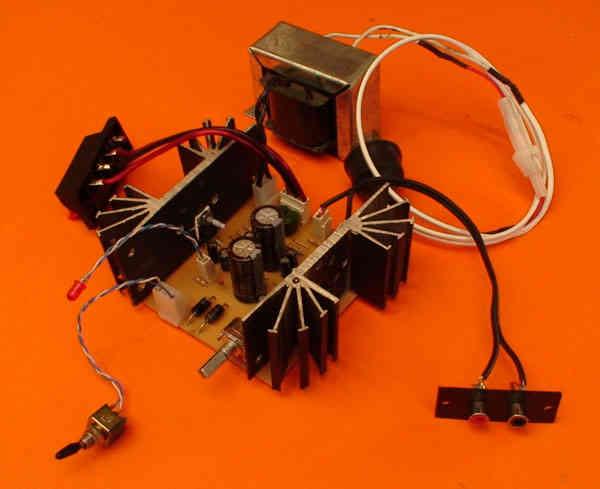 Amplifier Circuit TDA2030 Stereo 15W tda2030 anfi devresi 15w 30w stereo