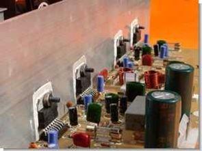 TDA7294 300watt stereo anfi devresi köprü bağlantı