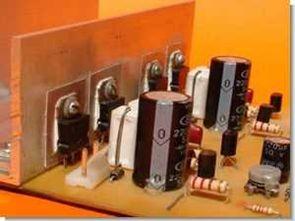100Watt (2x50w) transistörlü anfi devresi tip3055