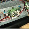 30 volt 10 amper ayarlı güç kaynağı lm337 buk416