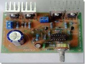 Bi direction motor yön hız kontrolü lm324 irf540 irfp9540