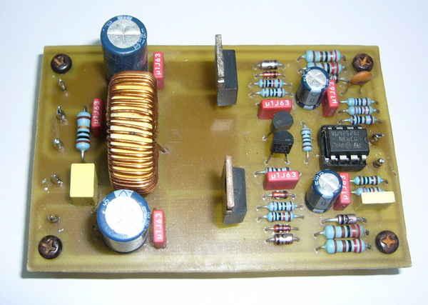 Class-D-Amplifier-lm393-mosfet