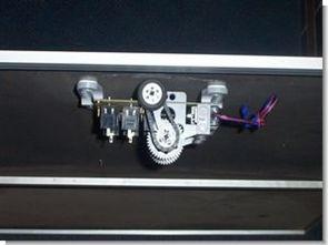 Sineklik temizleme robotu atmel at90ls8535 böcek robot