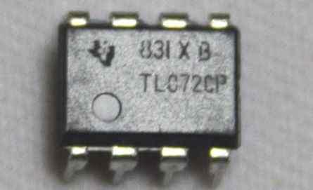 Active Sub Bass Filter Circuit TL072 Op Amp TL072 TL072A TL072B
